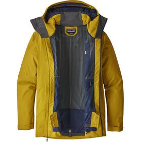 Patagonia M's Snowshot Jacket Textile Green